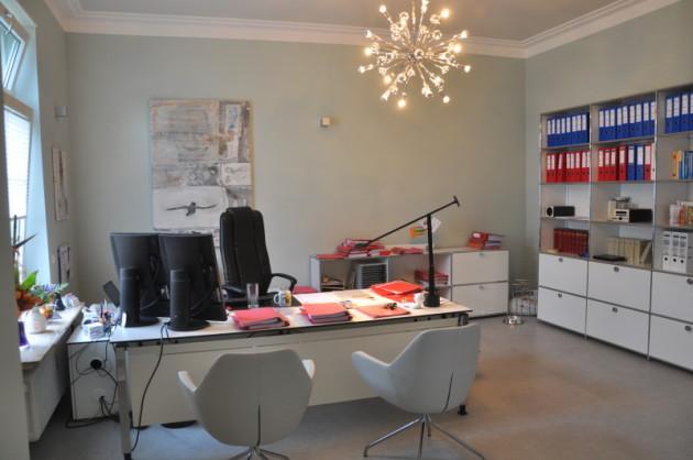Büro, Anwaltskanzlei für Strafrecht in Ludwigshafen